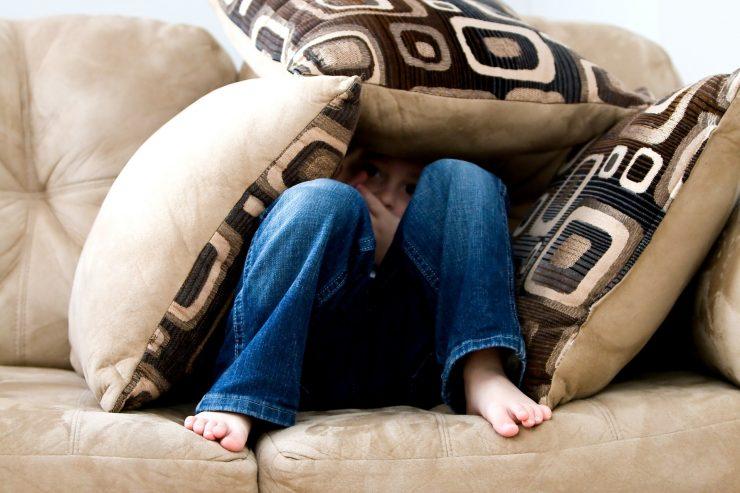 Come aiutare i bambini a superare le paure