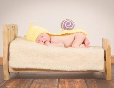 routine della nanna nel neonato