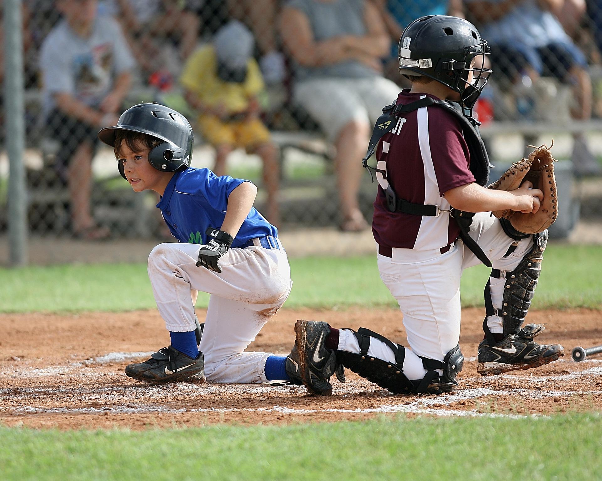 baseball sport gratis per bambini